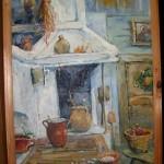 W babcinej izbie - Adam Janiec