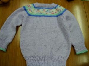B.Bartnik-raglanowy sweterek